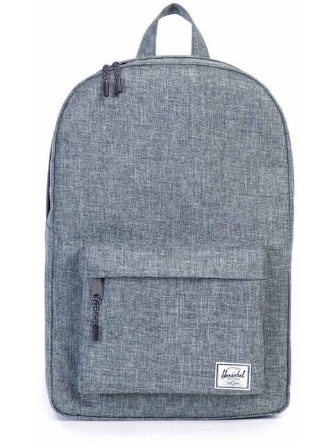 Herschel Classic Backpack Raven Crosshatch